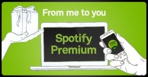Spotify Premium Gift    http://www.familyclan.info/three-months-spotify-premium-competition/