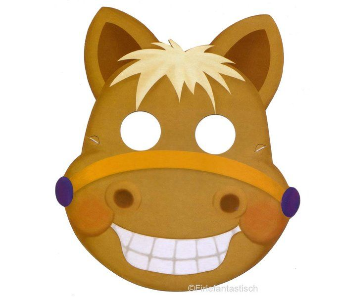 donkey face mask template - 17 best images about masks puppets dramatic play on