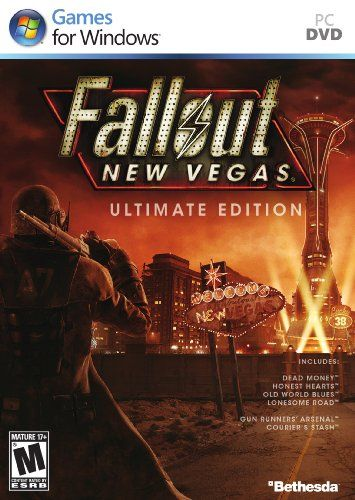 Fallout: New Vegas Ultimate Edition - Pc, 2015 Amazon Top Rated Games #VideoGames
