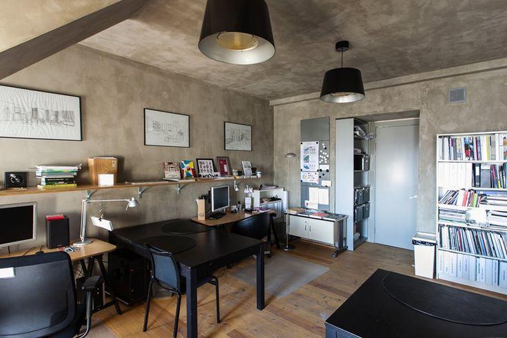 Офис бюро Archido вмансарде. Изображение №10.