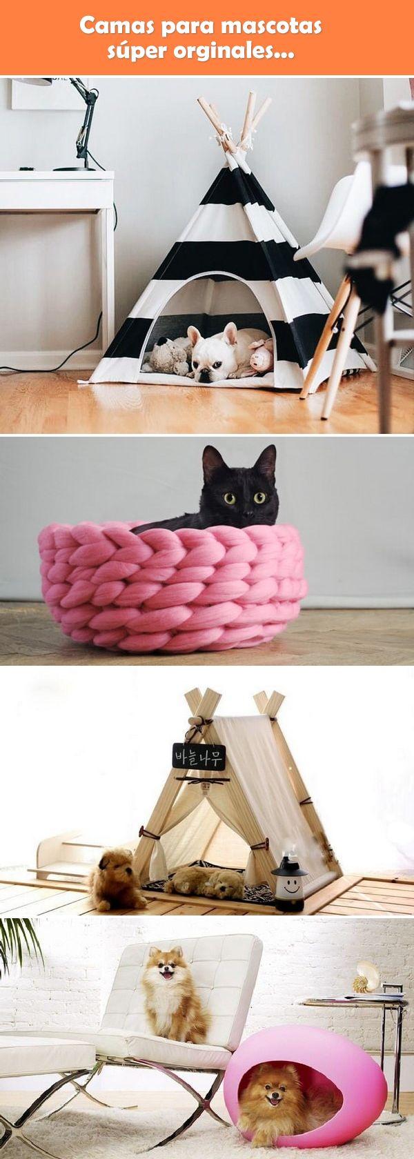 22 best mascotas images on pinterest pet beds cat beds - Camas para gatos ...