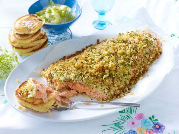 Lachs-Rezepte – die besten Ideen mit feinem Fisch - ofen-wildlachs
