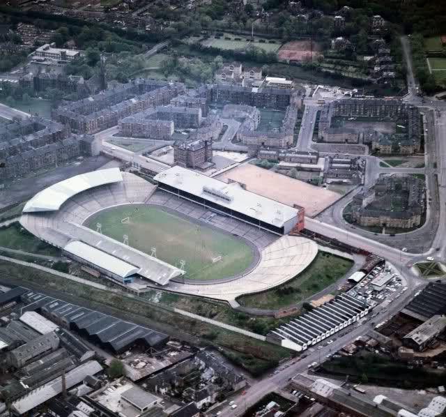 Ibrox stadium c1967-78