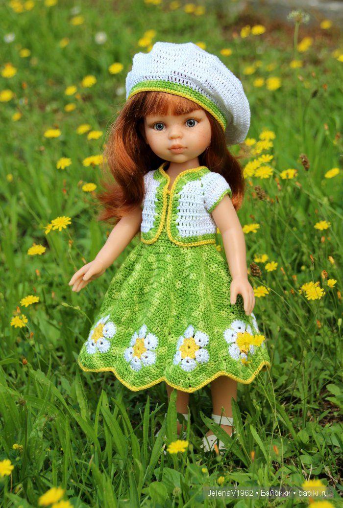 Цветочные куклы своими руками