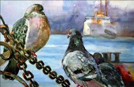 Mücella Aşkan'nın Suluboya Resim Sergisi // 17-23 Ağustos 2015 // Kuşadası İbramaki Sanat Galerisi http://www.nouvart.net/mucella-askannin-suluboya-resim-sergisi-17-23-agustos-2015-kusadasi-ibramaki-sanat-galerisi/