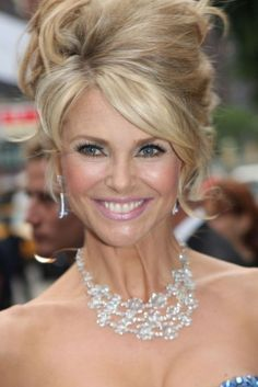 christie brinkley hairstyles (4)