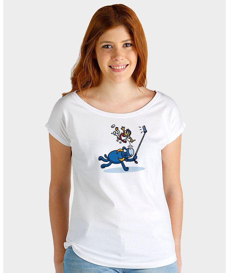 Camisetas originales mujer - Paloselfie