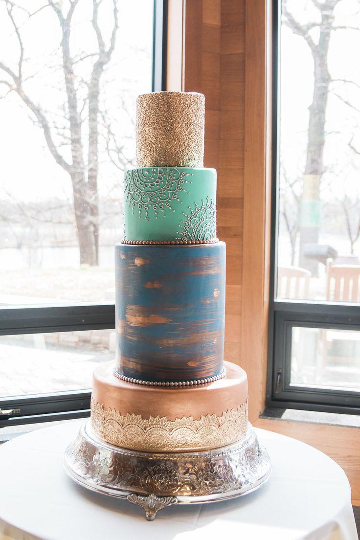 Best Gold Wedding Cake Icing Ideas On Pinterest Gold Wedding