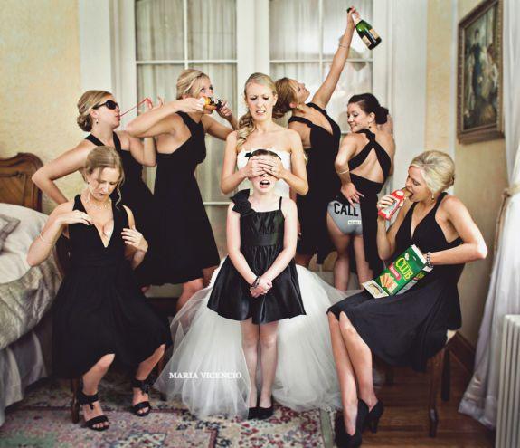 Top 10 Wedding Day Photo Ideas | Wedding Party