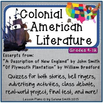 john smith and william bradford as leaders Bradford essays in comparison to the content of both john smith  both john  smith's writing from the general history of virginia, and william bradford's   their leader at the time was very selfish in the way that he had the best food and  kept.