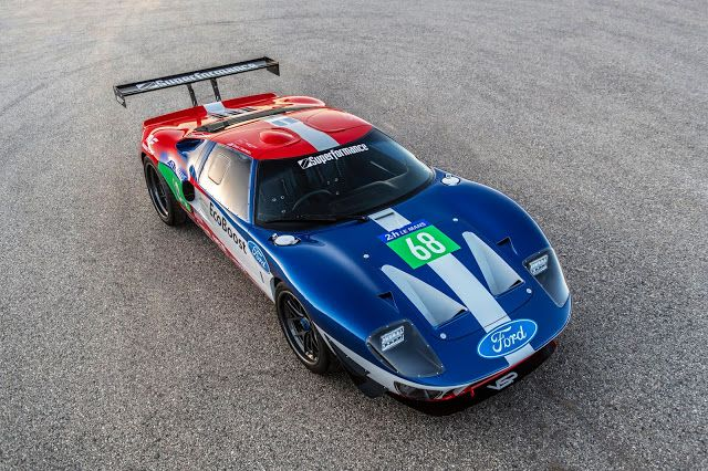 The Future Gt Forty Ford Gt Cool Sports Cars Ford Gt40