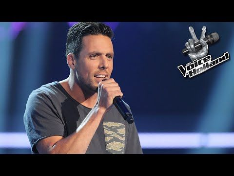 ▶ Dennis Kroon - Hello (The Blind Auditions | The voice of Holland 2014) - YouTube
