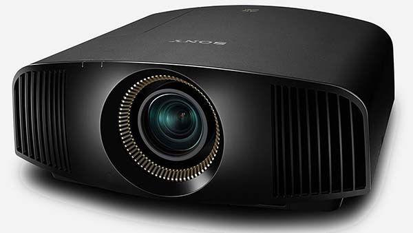 Nuevo Sony VW520ES, proyector de Home Cinema 4K y brillo Premium