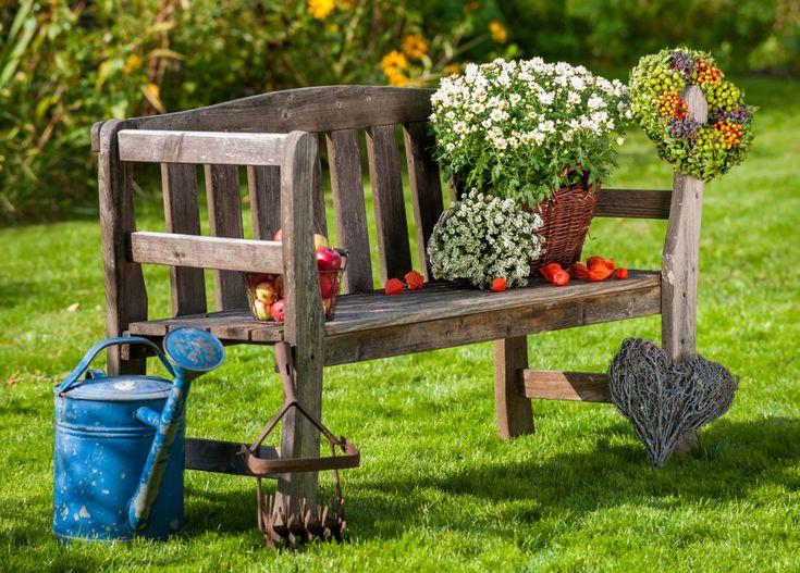 276 best jigsaw puzzles online images on pinterest jigsaw puzzles puzzle of the day and bakeries - Garden bench ideas complete piece heaven ...