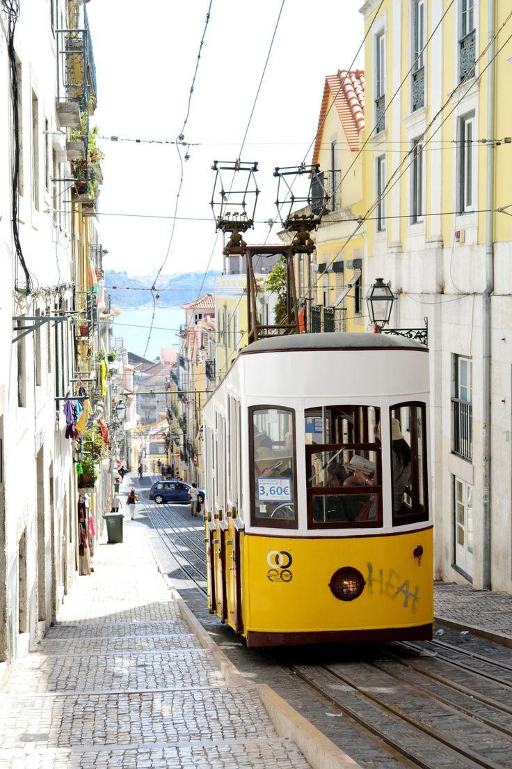 Le voyage n'est pas fini! Et oui, quand y'en a plus, y'en a encore! Du bleu, du soleil, des azulejos… Lisboa quoi!