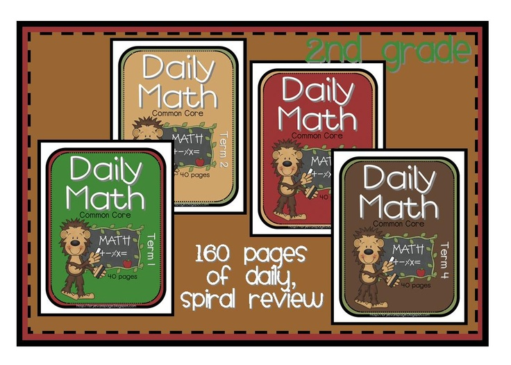 Lory's Page: Daily Math using 2nd Grade Common Core