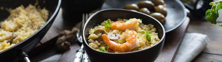 Поддельный ризотто - впечатления о Сингапуре - Andy Chef - блог о еде и путешествиях, пошаговые рецепты, интернет-магазин для кондитеров