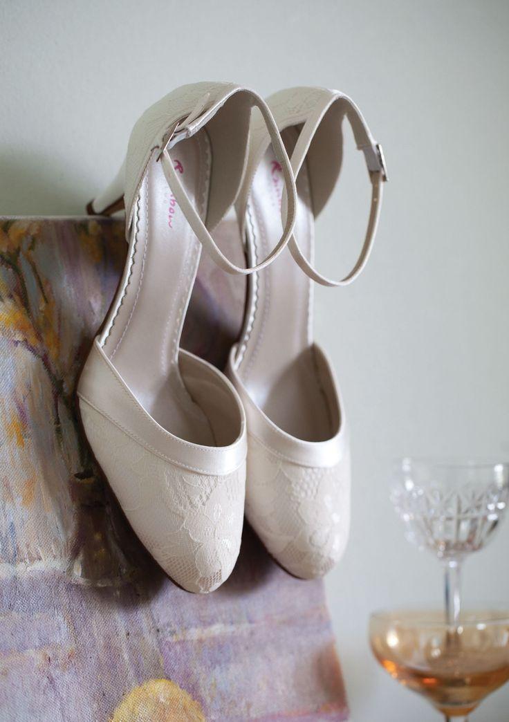 Penny, Bridal Shoes -  Bruidsschoenen - Brautschuhe