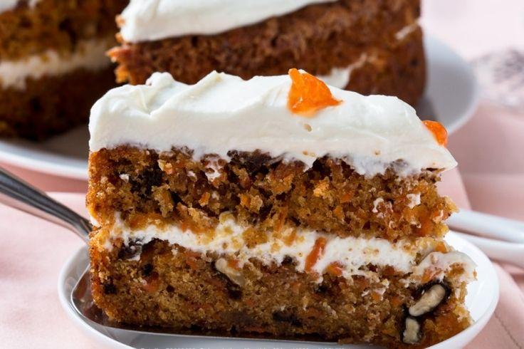 J'attends toujours une occasion spéciale pour le cuisiner : le gâteau aux carottes