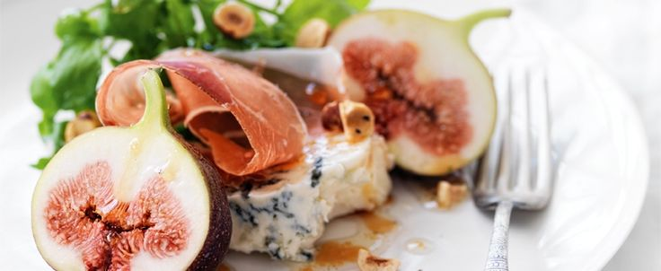 Fig, Prosciutto, 