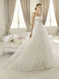 Svatební šaty Pronovias Decada
