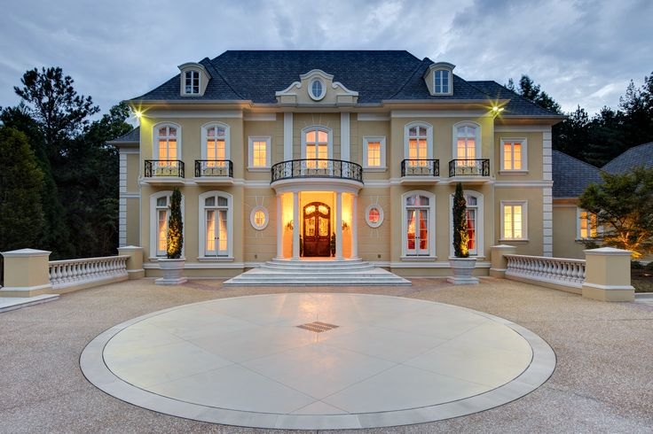 1000 images about 2015 show house chateau soleil on for Mini mansions houses