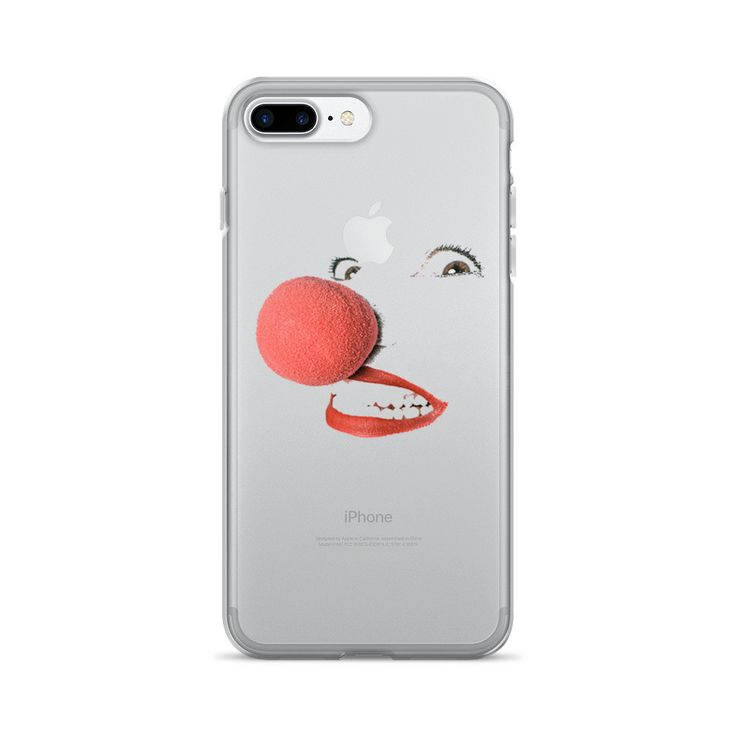 Clown Nose iPhone 7/7 Plus Case