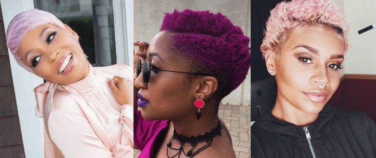 #PinkHairDontCare: Monica + Others Fabulously Rock Pink Hair And We're Here It –