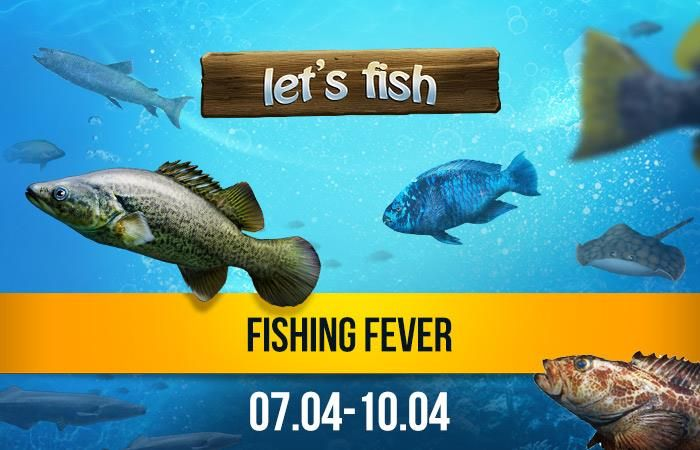 Fishing Fever http://wp.me/p3xnRX-6N #letsfish