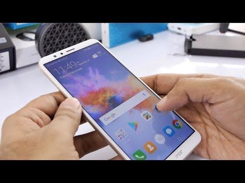 Honor 7x Mid Range Smartphone Review with Pro & Cons By Geekyranjithonor 7x review,honor 7x,honor 7x pros,honor 7x cons,honor 7x india,honor 7x india review,geekyranjit