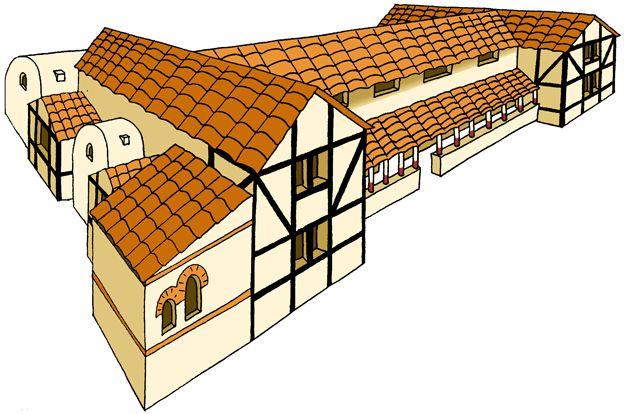 Primary homework help roman villas