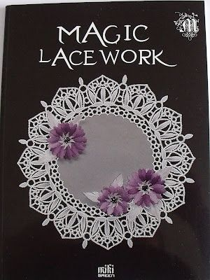 This is Miki Green's third book, Magic Lacework. There are 24 gorgeous lacework designs including, wall decorations, cards, bookmarks and photo frames. Many of the projects use coloured parchment and she uses plenty of 3d elements. The instructions and photography are excellent, if you like creating lacework this is a fantastic book for you. The patterns are delicate and look like real lace. Miki suggests that you can change the sizes of the patterns to A3 size to make large wall hangings if…