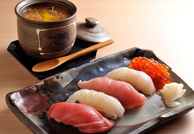 Sushi Lunch?