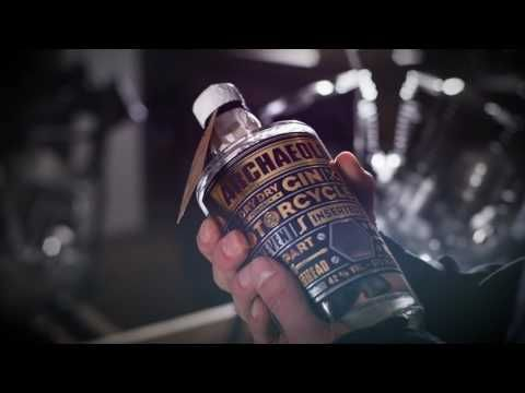 If you like your gin on the rockers, then these $1000 bottles of premium gin are for you. They contain sterilized Harley-Davidson parts.