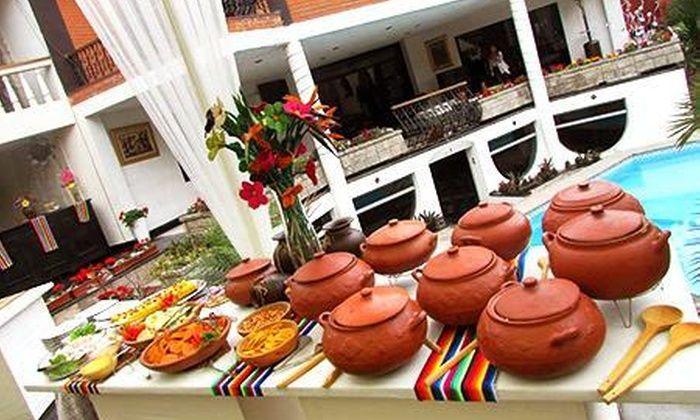 Buffet criollo para 2 o 4 - LA MOLINA | Cuponidad Perú