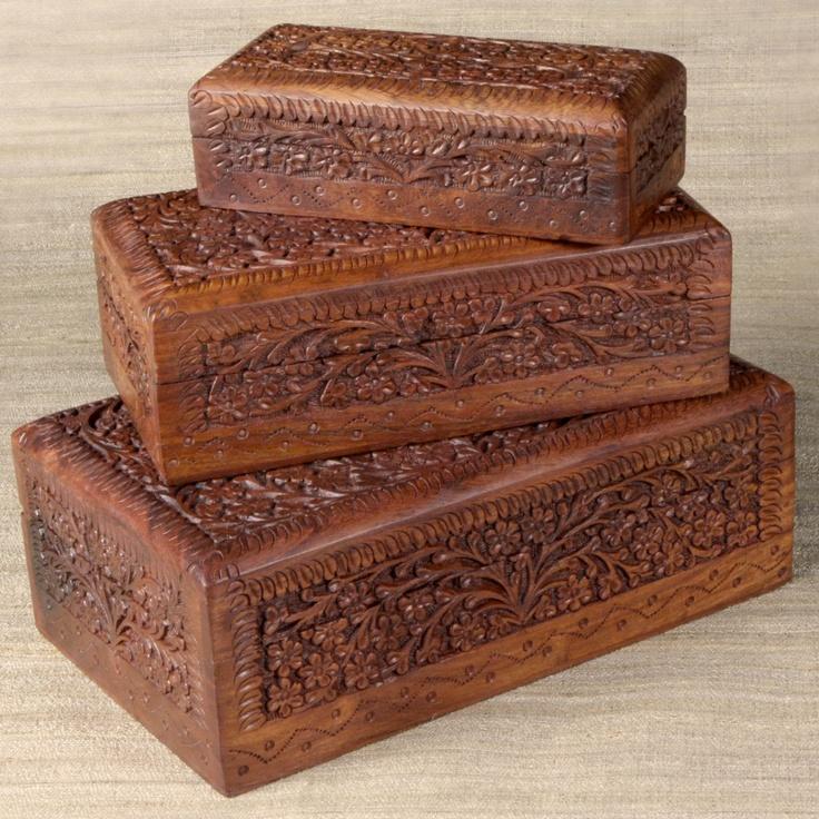 Decorative Photo Boxes 145 Best Decorative Boxes Images On Pinterest  Boxes Decorative