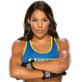 Julianna Pena Talks Ronda Rousey Feud: UFC Fighter 'Didn't Rub Me The Right Way' [READ MORE: http://uinterview.com/news/julianna-pena-talks-ronda-rousey-feud-ufc-fighter-didnt-rub-me-the-right-way-9716] #ufc #juliannapena #rondarousey #mieshatate #theultimatefighter18 #ufcfighter