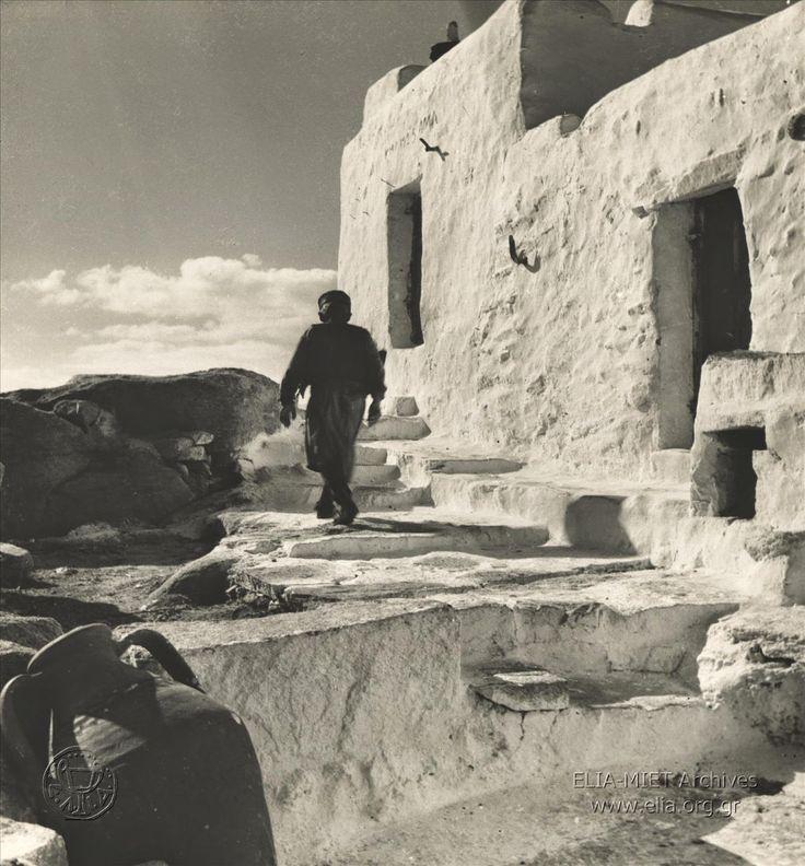 Φωτογραφικό Αρχείο ΕΛΙΑ-ΜΙΕΤ Herbert List - Mykonos 1939