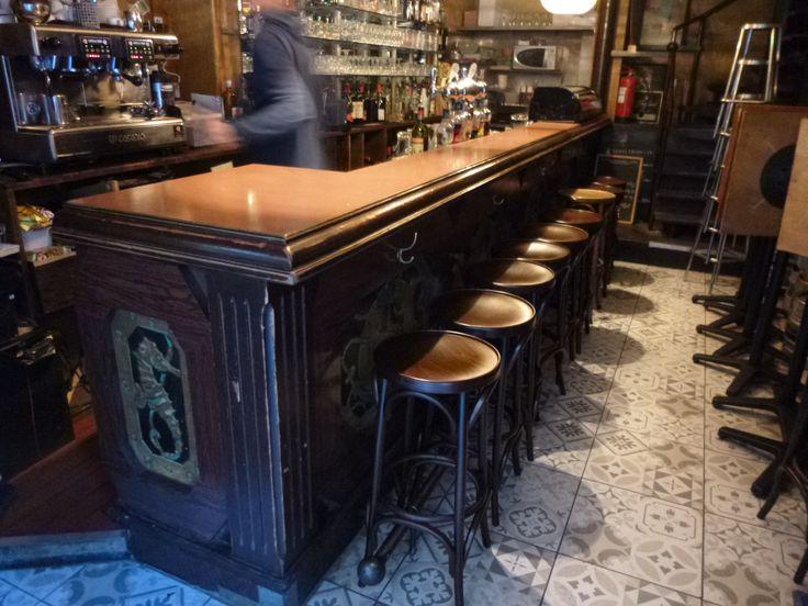 Les 29 meilleures images du tableau bars comptoirs motos - Cuisiner le bar ...