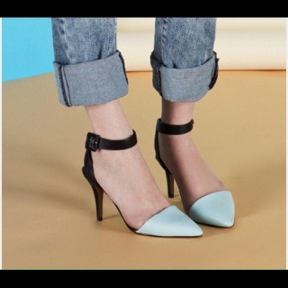 Strappy Aldo Heels Pre-Loved Aldo heels size 9 (EUC) Only worn 2-3 times. ALDO Shoes Heels