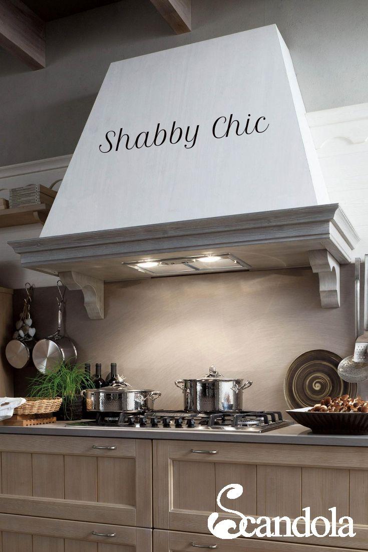 Cucine shabby chic: come caratterizzare l\'arredo | cucina ...