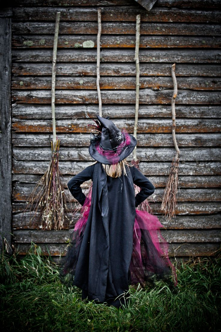 Witch Photography