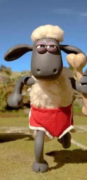 51 Best Shawn The Sheep Images On Pinterest