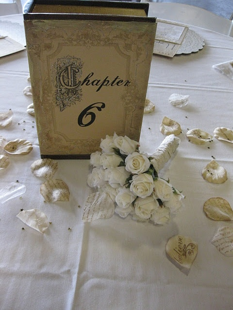 Your Storybook Wedding Table