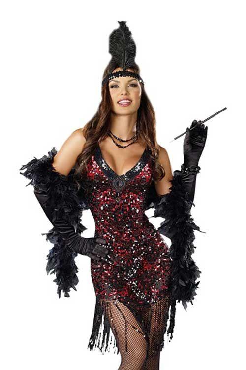 22 Ideias Criativas de Fantasias Femininas de Carnaval