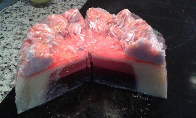Soap cake 2