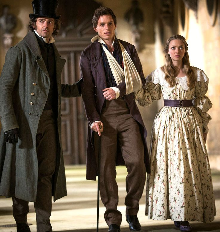 marius and cosette meet the millers