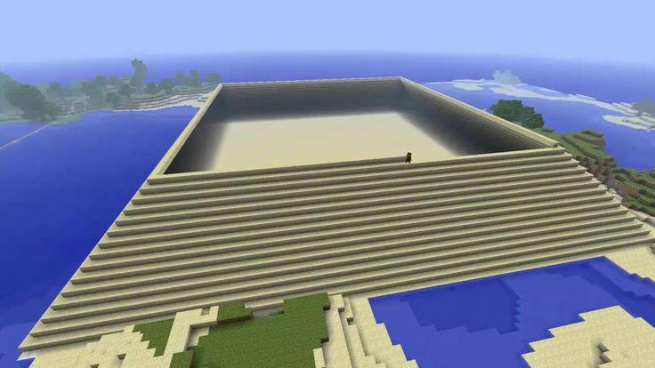 [BUILD] Minecraft - Pyramide - Timelapse