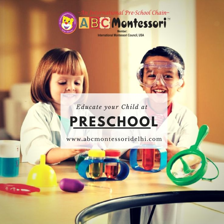 ABC Montessori the fastest growing International preschool in Rajouri Garden Delhi. Admission open for 2018-19 batch. The admission is open from age 2 years till 6 years. Montessori is always better than any traditional preschools/playschools. Contact us Today at 011-4587003. Visit:www.abcmontessoridelhi.com