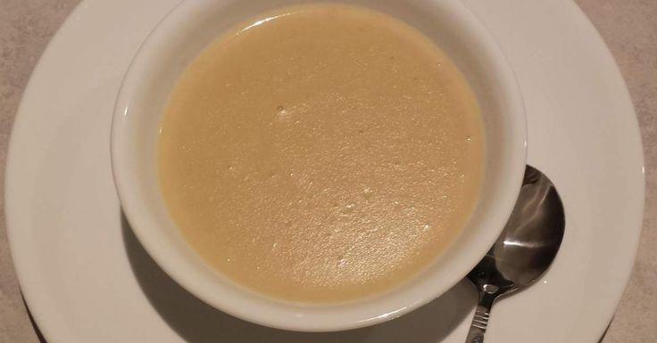 Potato, Leek & Bacon Soup